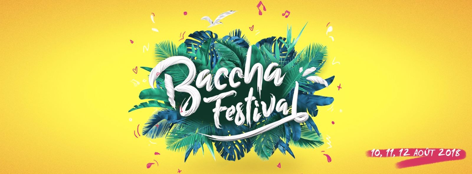 Affiche Baccha Festival