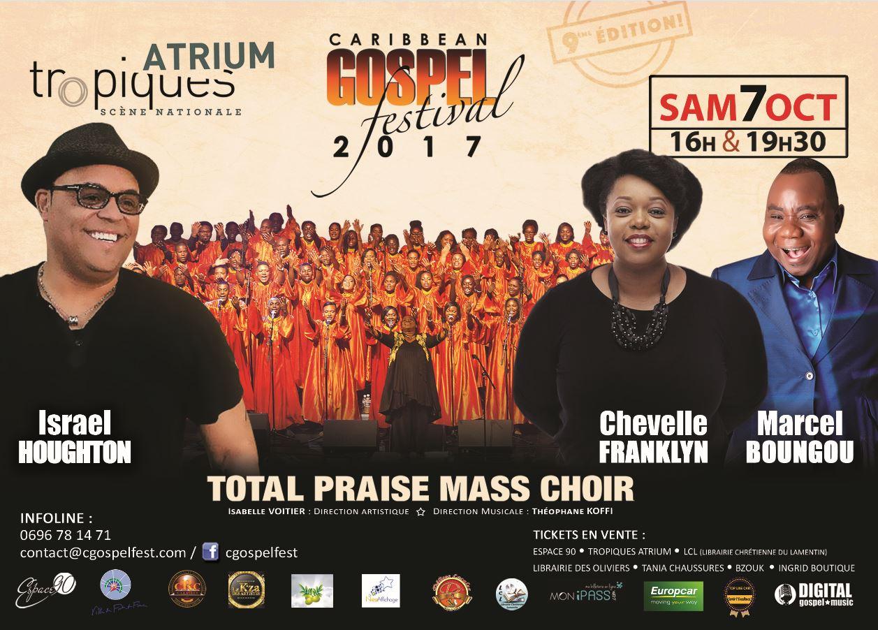 caribbean gospel festival