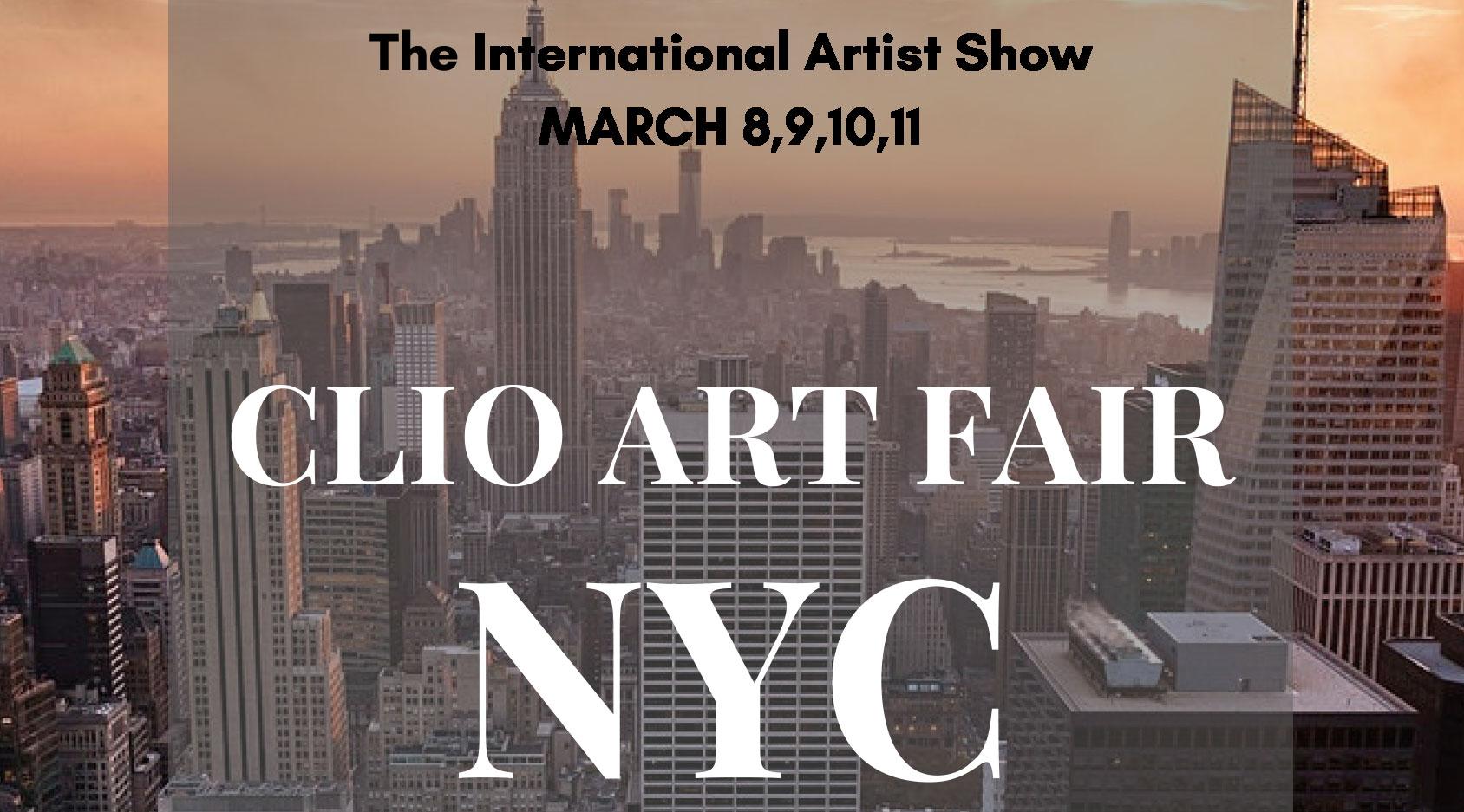 Clio Art Fair in New York