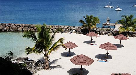 Bateliere Martinique