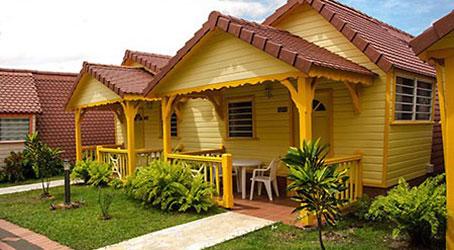 Bambou Hotel Martinique