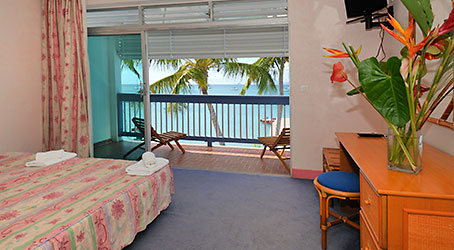 Dunette Hotel Martinique