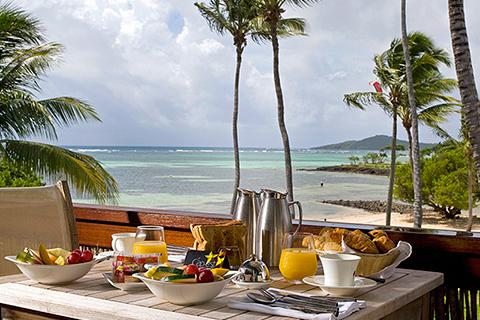 4 star cap est lagoon resort spa for Boutique hotel martinique