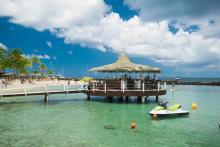 hôtel le Bakoua Martinique