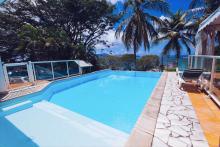 squash hôtel Martinique vacances