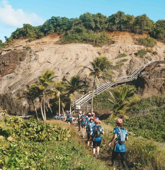 Trail Martinique Raid des alizés